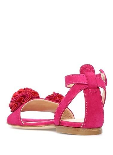 Aquazzura Sandalet Pembe